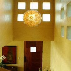 Modern Entry by martha picciotti