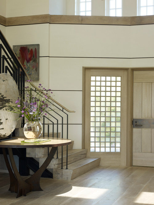 Foyer Architecture Quiz : Beach style entryway design ideas remodels photos with