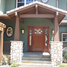 Craftsman Entry by Design Concepts