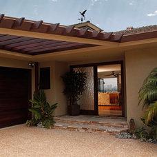 Tropical Entry by David Brandsen Construction Inc.