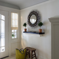 Transitional Entry by Angela Free Design