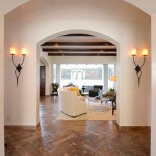 Mediterranean Entry by Refined Interiors LLC