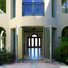 Mediterranean Entry by Conrado - Home Builders