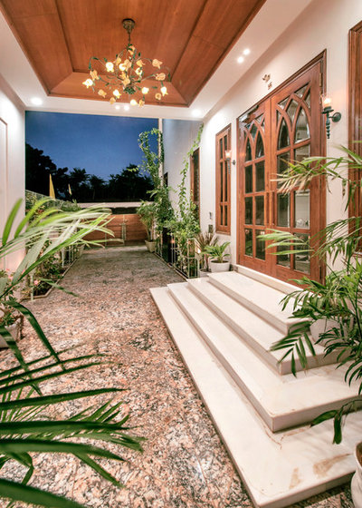 Indian Entry by VB Design Studio