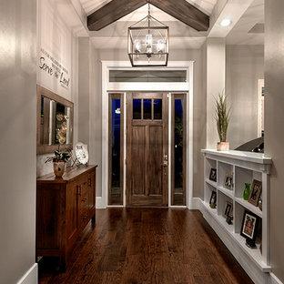 "Sater Design Collection's 7083 ""Prairie Pine Court"" Home Plan"