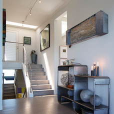 Contemporary Entry by Christopher Hoover - Environmental Design Services