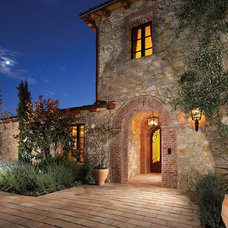 Mediterranean Entry by Jon Eric Christner ARCHITECT INC.