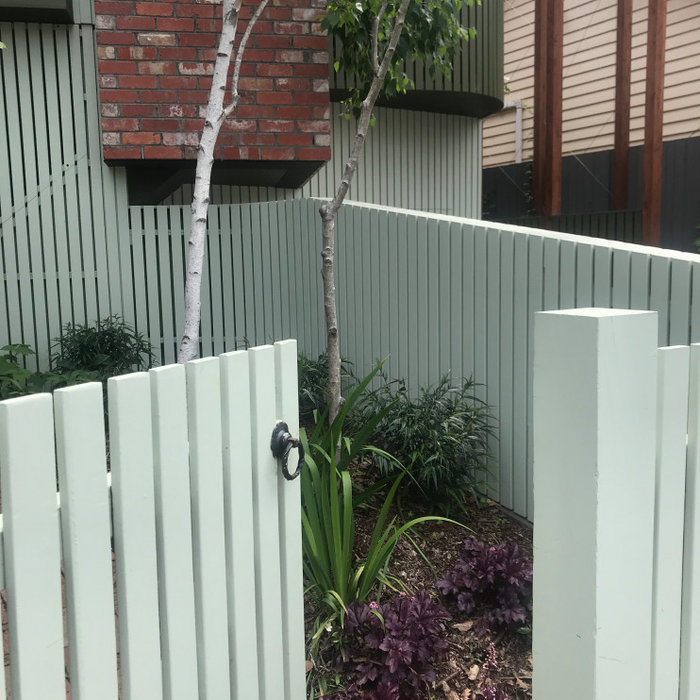'Scarborough' Soft Landscaping in Clifton Hill