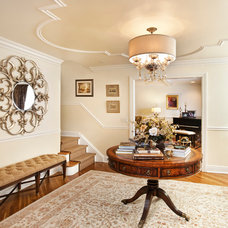 Traditional Entry by Valerie Lavine Design