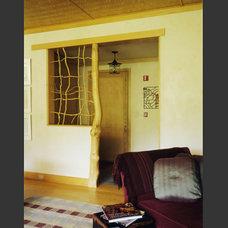 Traditional Entry by Scott Cornelius Architect