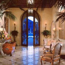Mediterranean Entry by Smith Firestone Associates