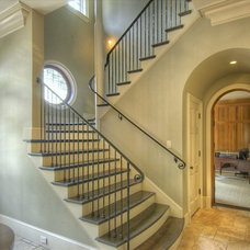 Traditional Entry by Golden Isles Custom Homes, LLC