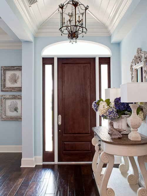 Entry Foyer Lighting Houzz : Foyer table houzz