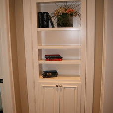 Traditional Entry by Modern Design Cabinetry