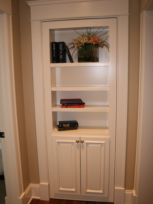 Hidden Closet Door Houzz