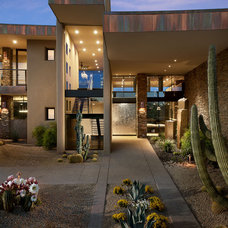 Southwestern Exterior by Tate Studio Architects