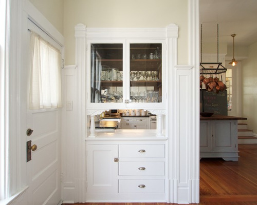Double Sided Cabinet | Houzz
