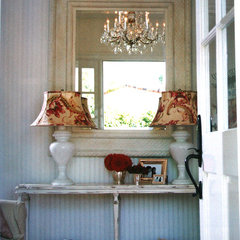 entry by Zuniga Interiors