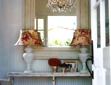 Shabby-chic Style Entry