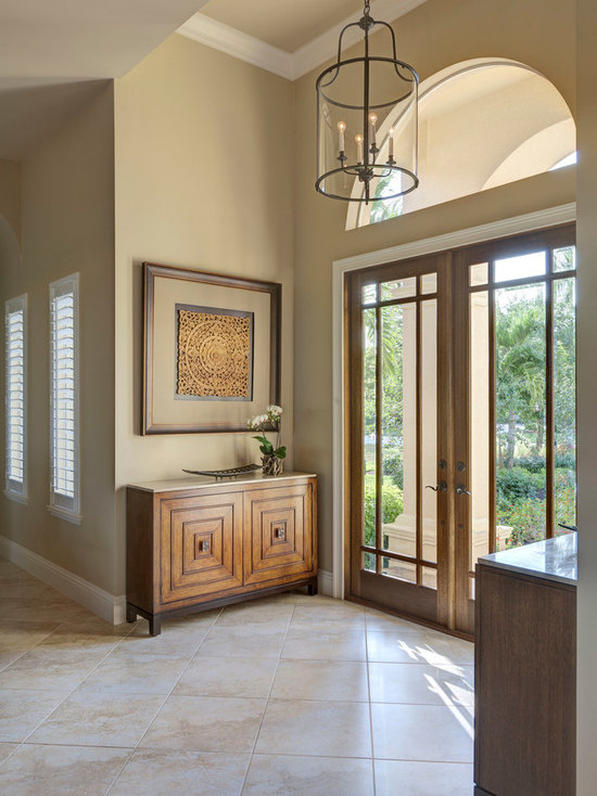 Houzz Two Story Foyer : Story foyer home design ideas pictures remodel and decor