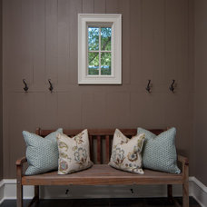 Rustic Entry by Anna Baskin Lattimore Design