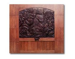 Shangri-La Set: Doors, Panels and Architectural Elements -