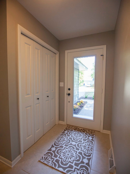 Foyer And Entryways Michigan : Transitional grand rapids entryway design ideas remodels
