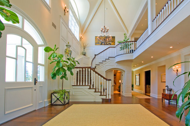 Traditional Entry by Arc Design Group