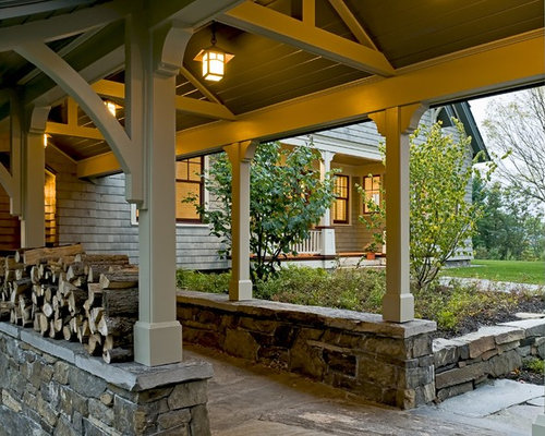 Covered Walkway Home Design Ideas Pictures Remodel And Decor