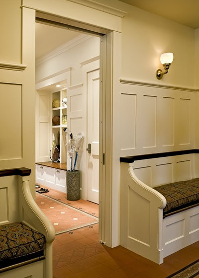 Renovation Detail Arts And Crafts Interior Trim