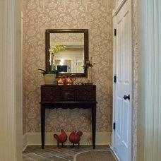 Traditional Entry by Gardner/Fox Associates, Inc