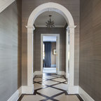 Admiral S House Transitional Entry Boston By Meyer Amp Meyer Inc Architecture And Interiors
