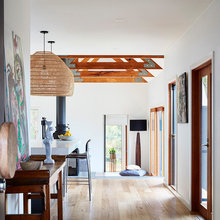 Houzz Tour: A Weekend Retreat and Future Forever Home