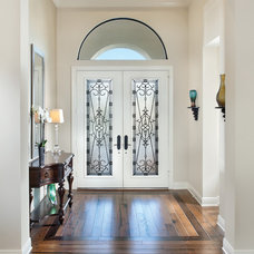 Mediterranean Entry by Arthur Rutenberg Homes at Ravello
