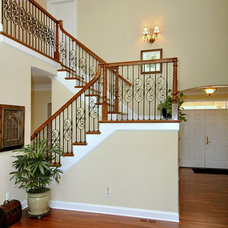 Traditional Entry by Design Basics Home Plans