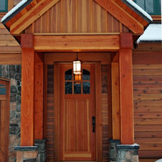 Traditional Entry by Austin Design Inc