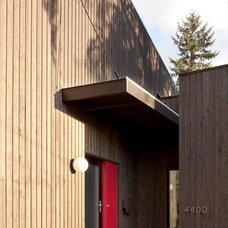 Contemporary Entry by In Situ Architecture