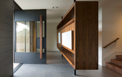 6 Contemporary Doors Designs to Woo Your Guests