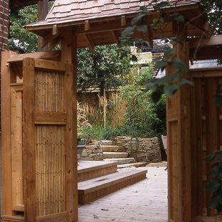 Small Asian Garden