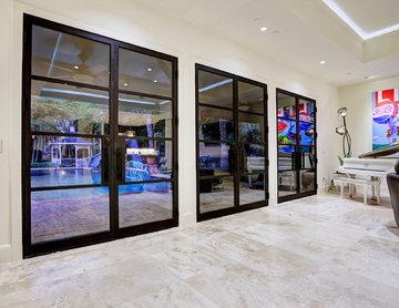Small Profile Doors