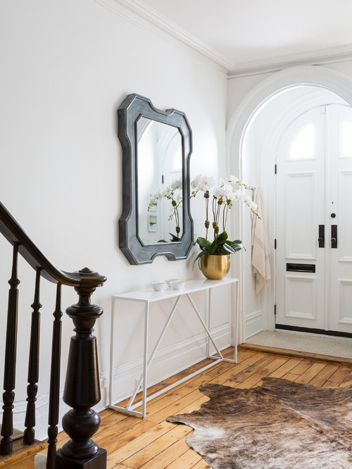 Houzz Foyer Paint : Narrow entryway houzz