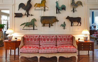 These 10 Familiar Objects Are the Wall Art We're Looking For