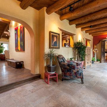 Sol Y Lomas Estate in Santa Fe NM