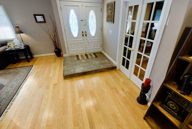 Traditional Entry by simpleFLOORS North Hollywood