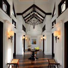 Eclectic Entry by Pinto Designs and Associates