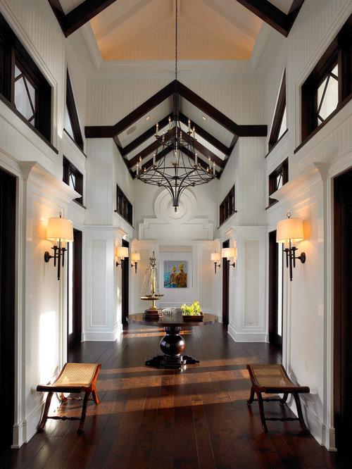 Foyer Interior Questions : Luxury eclectic entryway design ideas renovations photos