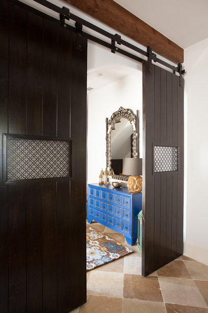 Mediterranean Entry by Laura U, Inc.