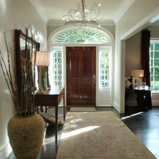 Eclectic Entry by EG Real Estate Consultants