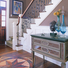 Traditional Entry by Margaret Donaldson Interiors