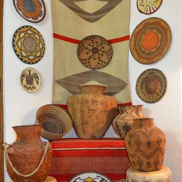 Southwestern Native American Decor